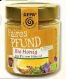 Faires Pfund Bio Honig von Gepa