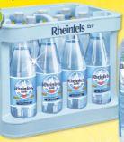 Mineralwasser Medium von Rheinfels Quelle