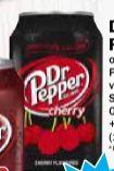 Cola von Dr. Pepper