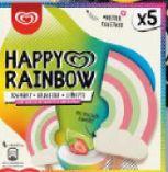 Happy Rainbow von Langnese