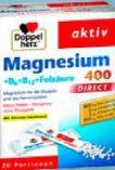 Doppelherz Magnesium + B6 + B12 von Queisser Pharma