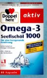 Doppelherz Aktiv Omega 3 Seefischöl von Queisser Pharma