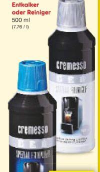 Entkalker von Cremesso