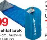 Schlafsack von Dunlop