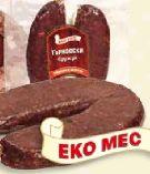 Rohwurst von Eko Mes