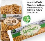 Bio Pasta von Bio Zentrale