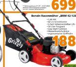 Benzin-Rasenmäher BRM 42-125 BSA von Grizzly
