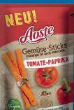 Gemüsesticks von Aoste