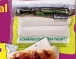 Schwäbische Bratwurst von Buchmann