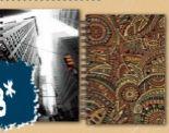 Spiralbuch von Paper Scrip