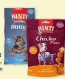 Snacks von Rinti