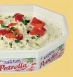 Jubiläums-Frischkäse von Petrella
