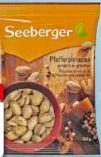Pfefferpistazien von Seeberger
