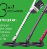 Akku-Stielsauger TriFlex HX1 von Miele