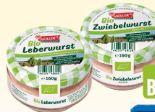 Bio-Wurstkonserven von Müller's Hausmacher Wurst