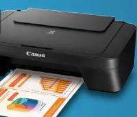 Tinten-Multifunktionsdrucker Pixma MG2555S von Canon