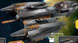 Star Wars General Grievous' Starfighter 75286 von Lego