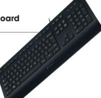 K280e Corded Keyboard von Logitech
