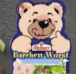 Bärchen-Wurst Mortadella von Reinert