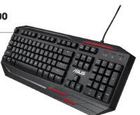 Tastatur ROG Sagaris GK100 von Asus