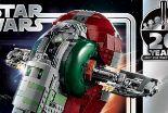Slave I 20 Jahre 75243 von Lego