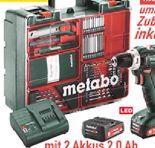 Akku-Bohrschrauber von Metabo