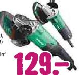 Winkelschleifer-Set G13STAYGZ von Hitachi