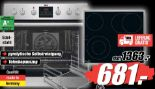Pyrolyse-Einbau-Herdset HP 320 EP von AEG