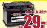 Autobatterie von Big