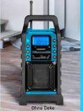 Baustellenradio BSR 10 von Blaupunkt