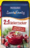 Nordzucker Bio Gelierzucker 2:1 von Sweet Family