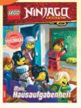 Hausaufgabenheft Ninjago von Lego