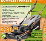 Akku Rasenmäher PMARM 4046 von Primaster