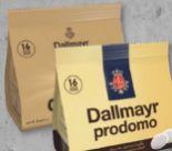 Kaffeepads von Dallmayr