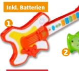 Spielzeuggitarre von Fisher Price