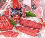 Salami-Aufschnitt von Montorsi