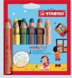 Woody 3in1 von Stabilo
