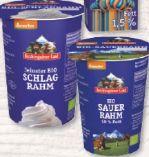 Bio Sauerrahm von Berchtesgadener Land