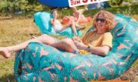 Air Lounger von Fun Camp