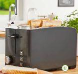 Metall-Toaster von Quigg