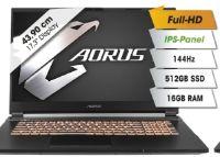 Aorus 7 Gaming-Notebook von Gigabyte