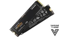 NVMe M.2 SSD 970 EVO Plus von Samsung