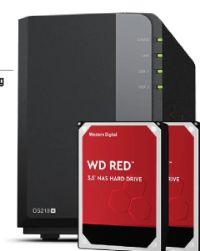 NAS DiskStation DS218 von Synology