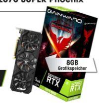 GeForce RTX 2070 SUPER Phoenix von Gainward