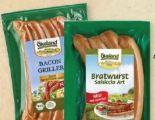 Bio Bratwurst Salsiccia Art von Ökoland