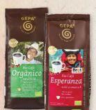 Bio Kaffee von Gepa