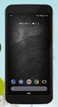 Smartphone S52 von CAT