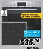 Einbauherd-Set HND411LS61 von Bosch