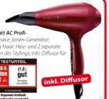 Silk Ionen Salon Haartrockner von Remington