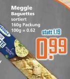 Butter Baguettes von Meggle